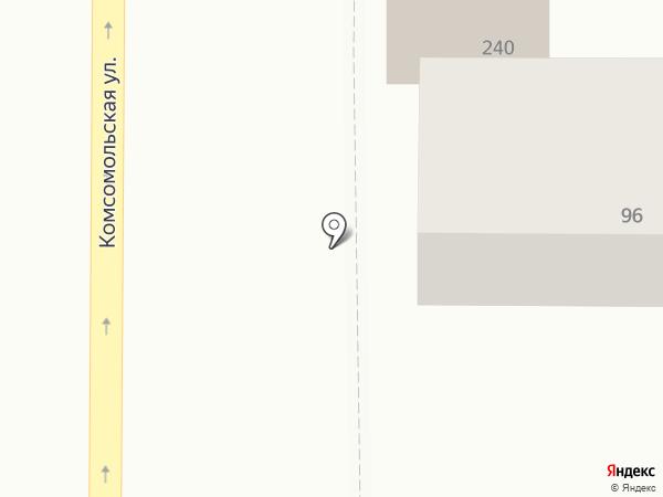 Дез.Маркет на карте Оренбурга