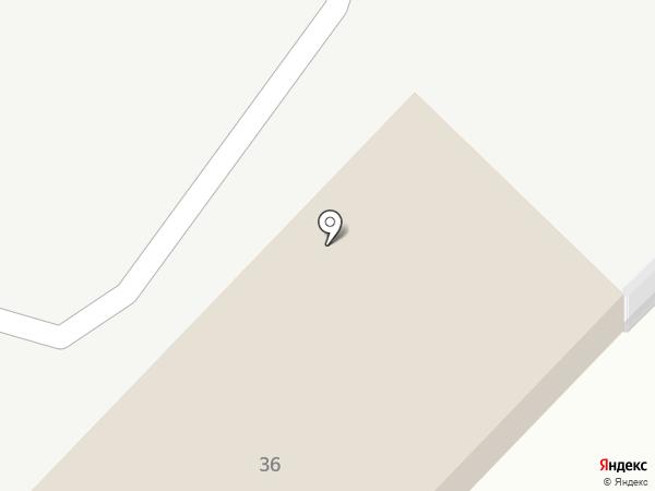 Орентент на карте Оренбурга