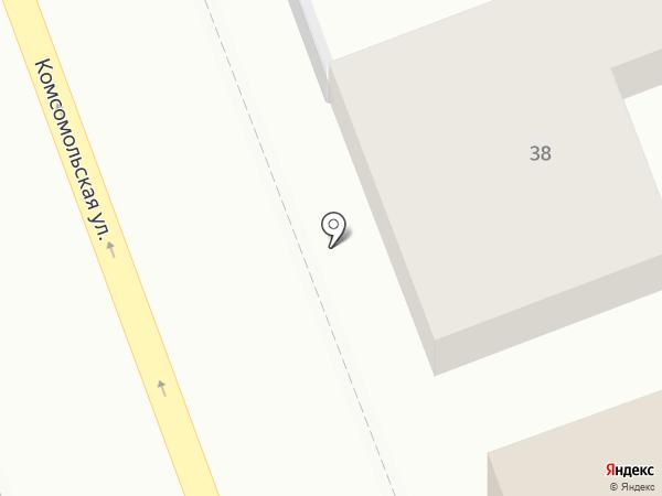 Oren-rem на карте Оренбурга