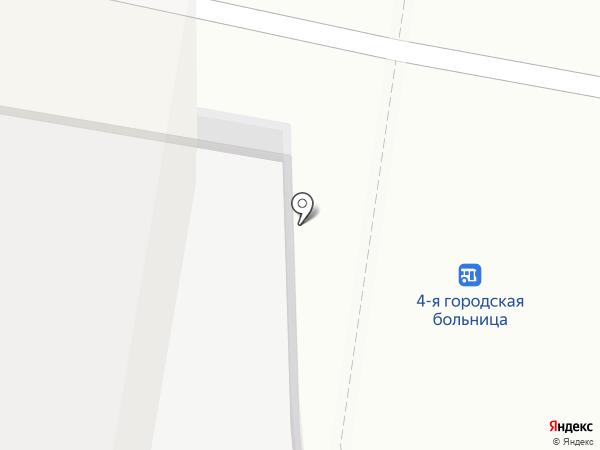 Роза 25 на карте Оренбурга