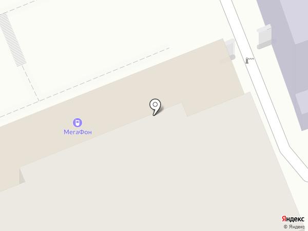 16DEN на карте Оренбурга