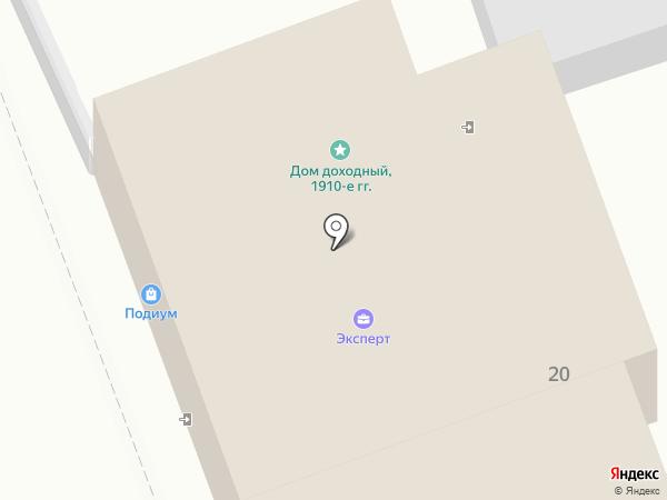 Наш каприз на карте Оренбурга