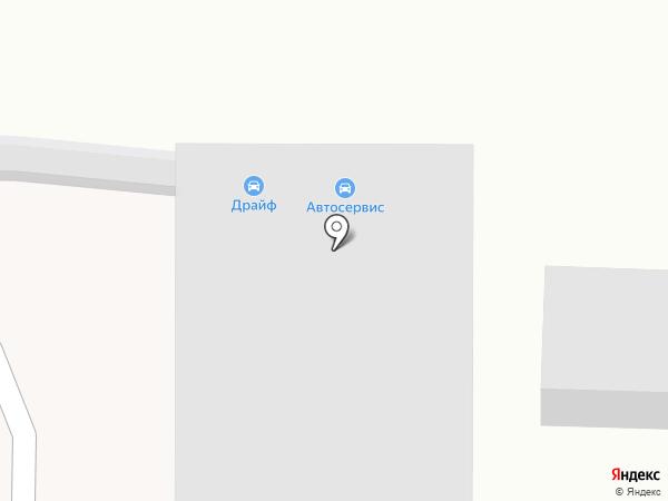 АвтоЛюкс на карте Оренбурга