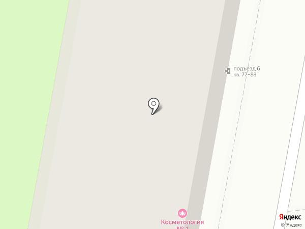 Домофенок на карте Оренбурга