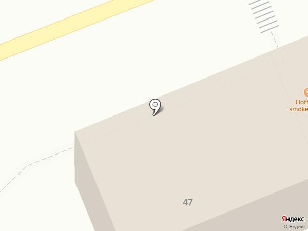 Уралстройтехнология-Оренбург на карте Оренбурга