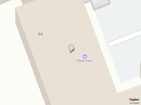 ЖАР-ПТИЦА на карте Оренбурга