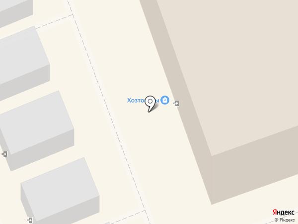 Кристина на карте Оренбурга