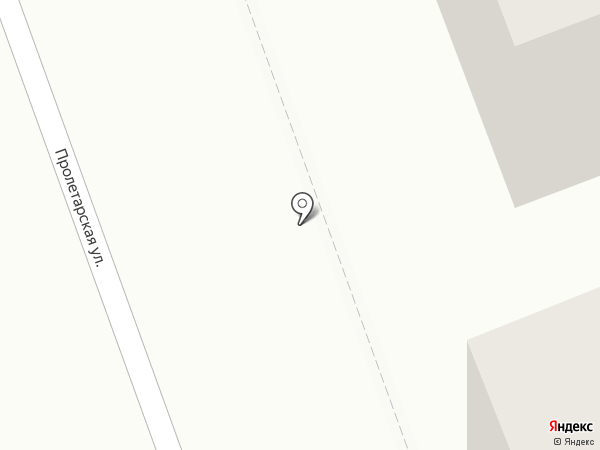 Цветочная база на карте Оренбурга