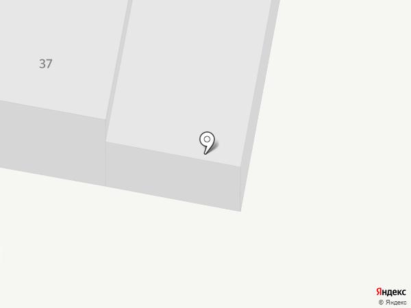 Оренарки на карте Оренбурга
