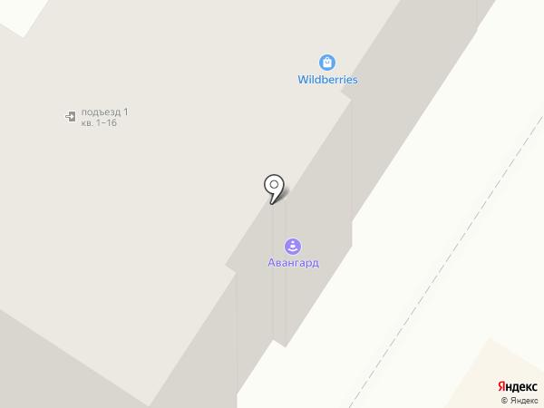 Академия слуха на карте Оренбурга