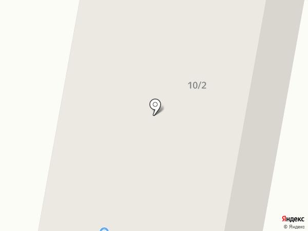 Автопартнер Оренбург на карте Оренбурга