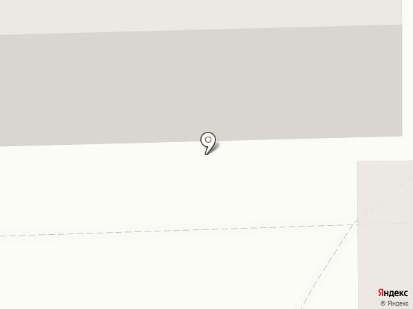 Салон-парикмахерская на карте Оренбурга