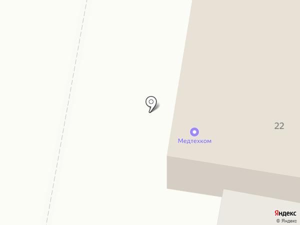 АгроТрейдСервис на карте Оренбурга