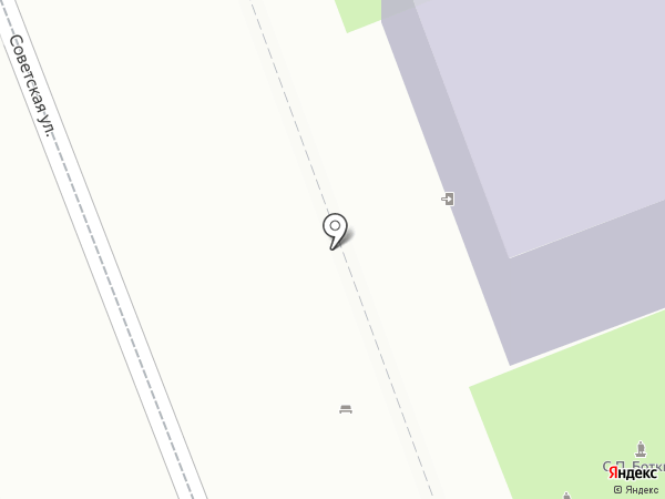 Оренбургский государственный медицинский университет на карте Оренбурга
