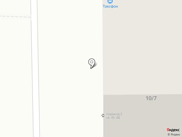 В гостях у Сказки на карте Оренбурга