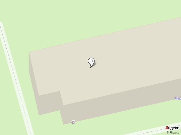 Зауральная роща, МАУ на карте Оренбурга