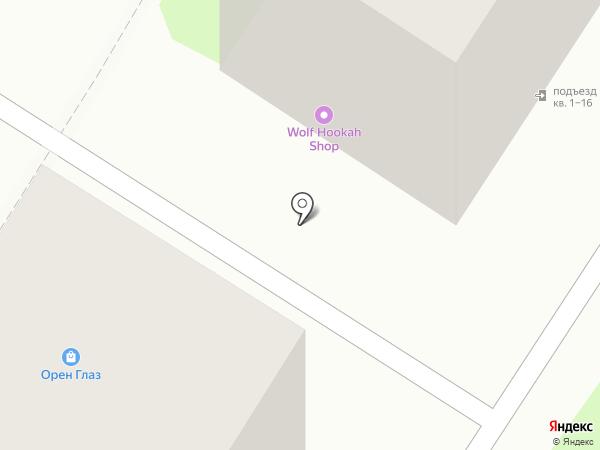 INKstudio на карте Оренбурга