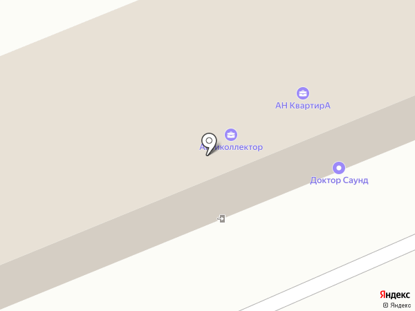 Региональный учебный центр, НОУ на карте Оренбурга