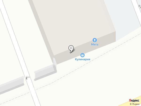 Лига на карте Оренбурга