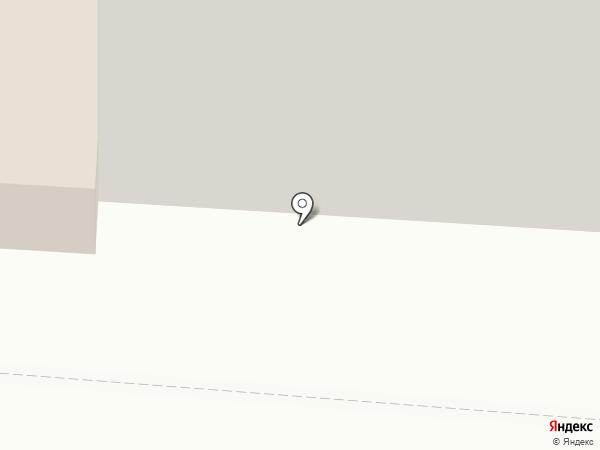 Разливной на карте Оренбурга