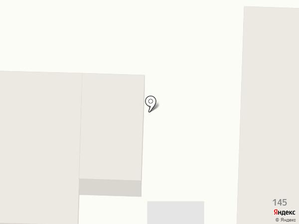Зерцало на карте Оренбурга