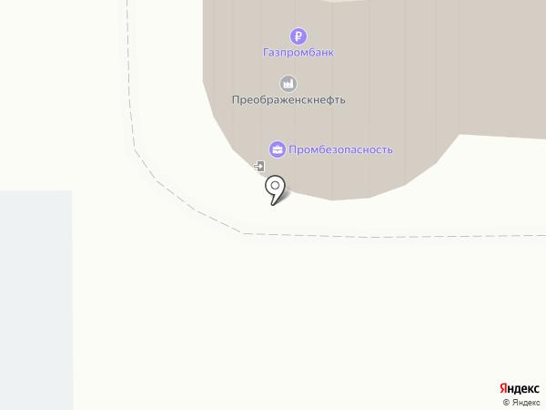 ОРЕНХИМ-АГРО на карте Оренбурга