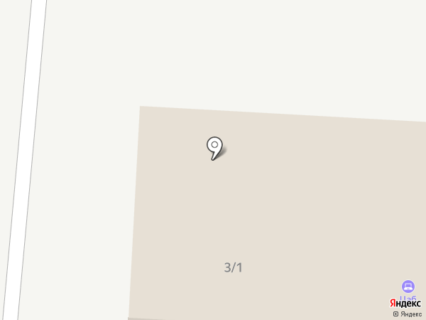 Правовой центр на карте Оренбурга