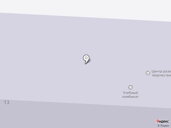 Сюрприз на карте Оренбурга
