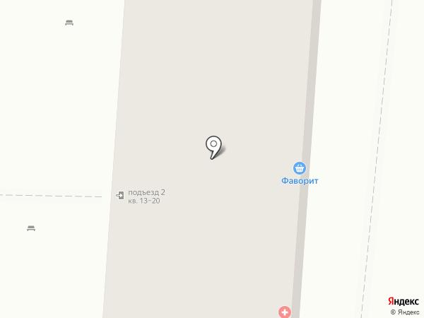 Гастрономъ на карте Оренбурга