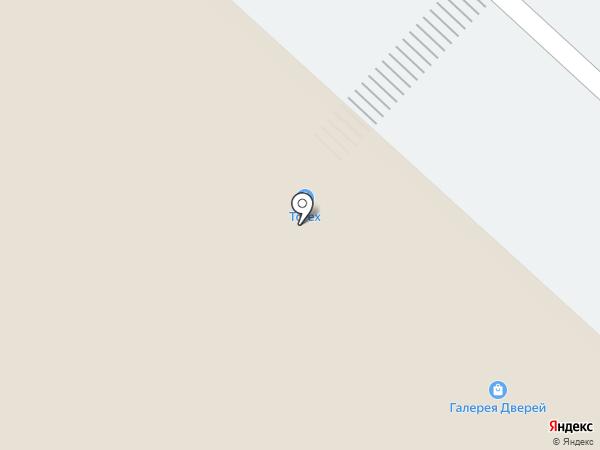 Soffitto на карте Оренбурга