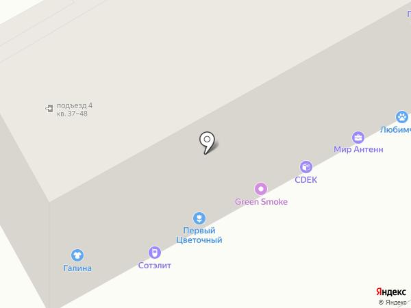 СОЮЗ-ZБЕРZАЙМ на карте Оренбурга