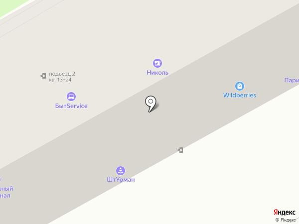 ZберZайм на карте Оренбурга