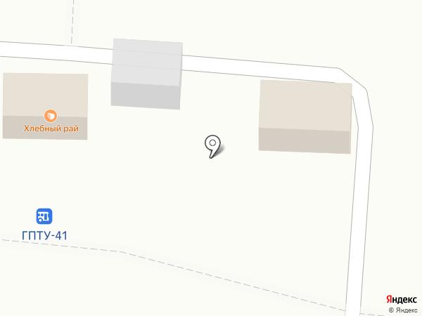 Сытый дворик на карте Оренбурга