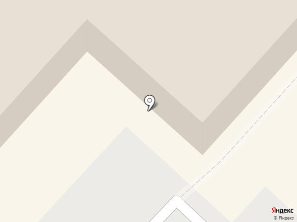 Газфонд на карте Оренбурга