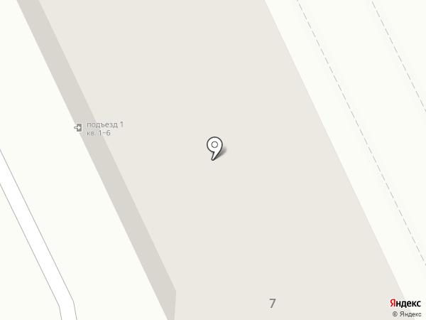 Ярмарка на карте Оренбурга