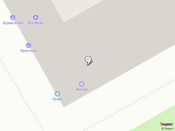 AIR FEST на карте Оренбурга