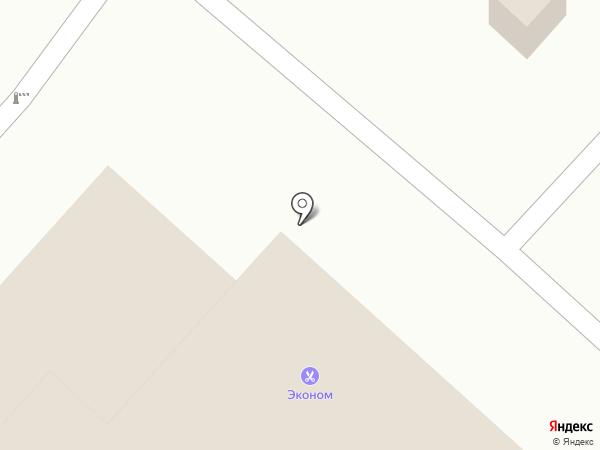 Магазин по продаже ритуальных принадлежностей на карте Оренбурга