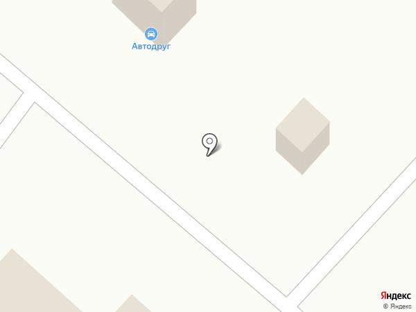 Gap Style на карте Оренбурга