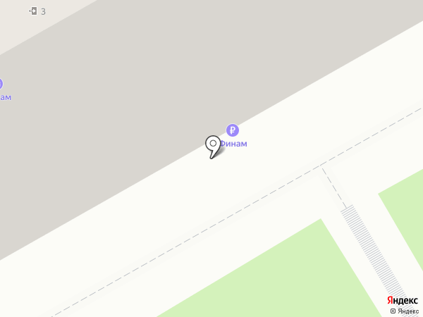 i-сервис на карте Оренбурга