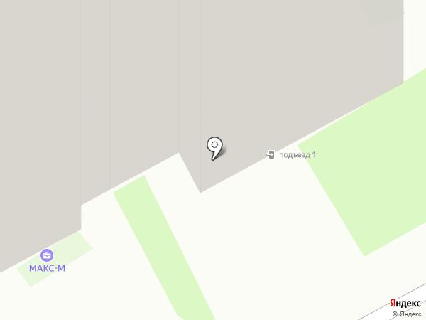 АКБ Акцент, ПАО на карте Оренбурга