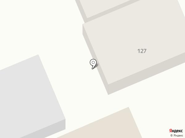 Соляная комната на карте Оренбурга