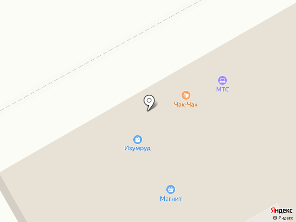 Союз, КПК на карте Оренбурга