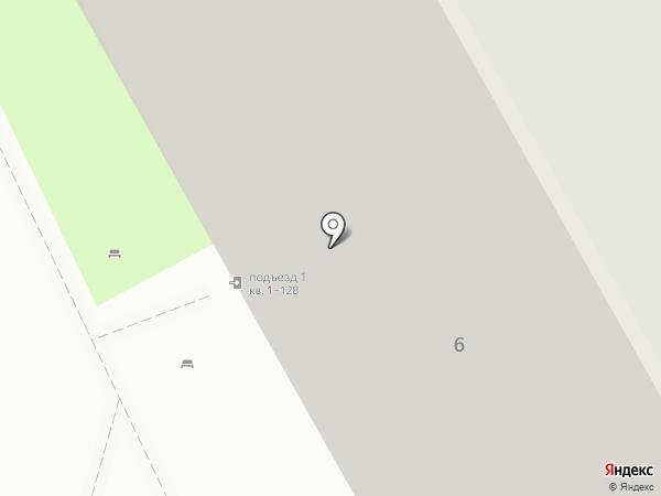 Авто Ангел на карте Оренбурга