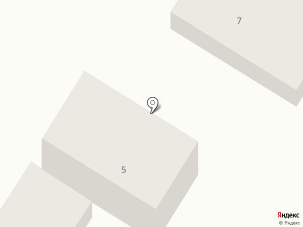 Офис Сервис на карте Оренбурга