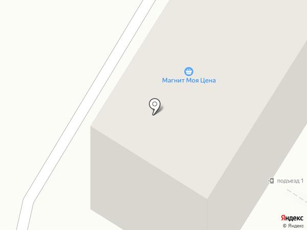 Мебельный магазин на карте Оренбурга