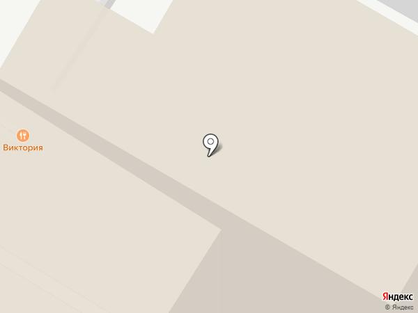 ГОСТ на карте Оренбурга