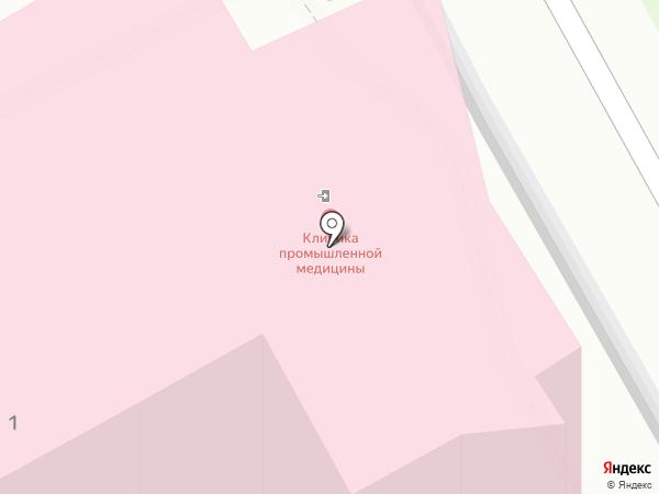 МРТ-ДИАГНОСТИКА на карте Оренбурга