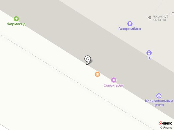 Магазин сантехники на карте Оренбурга