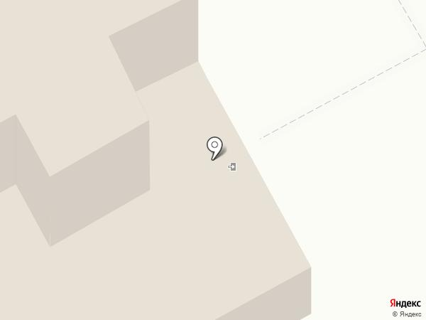 Боевой Орел на карте Оренбурга