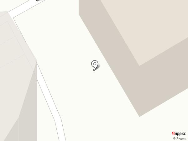 Олимп на карте Оренбурга
